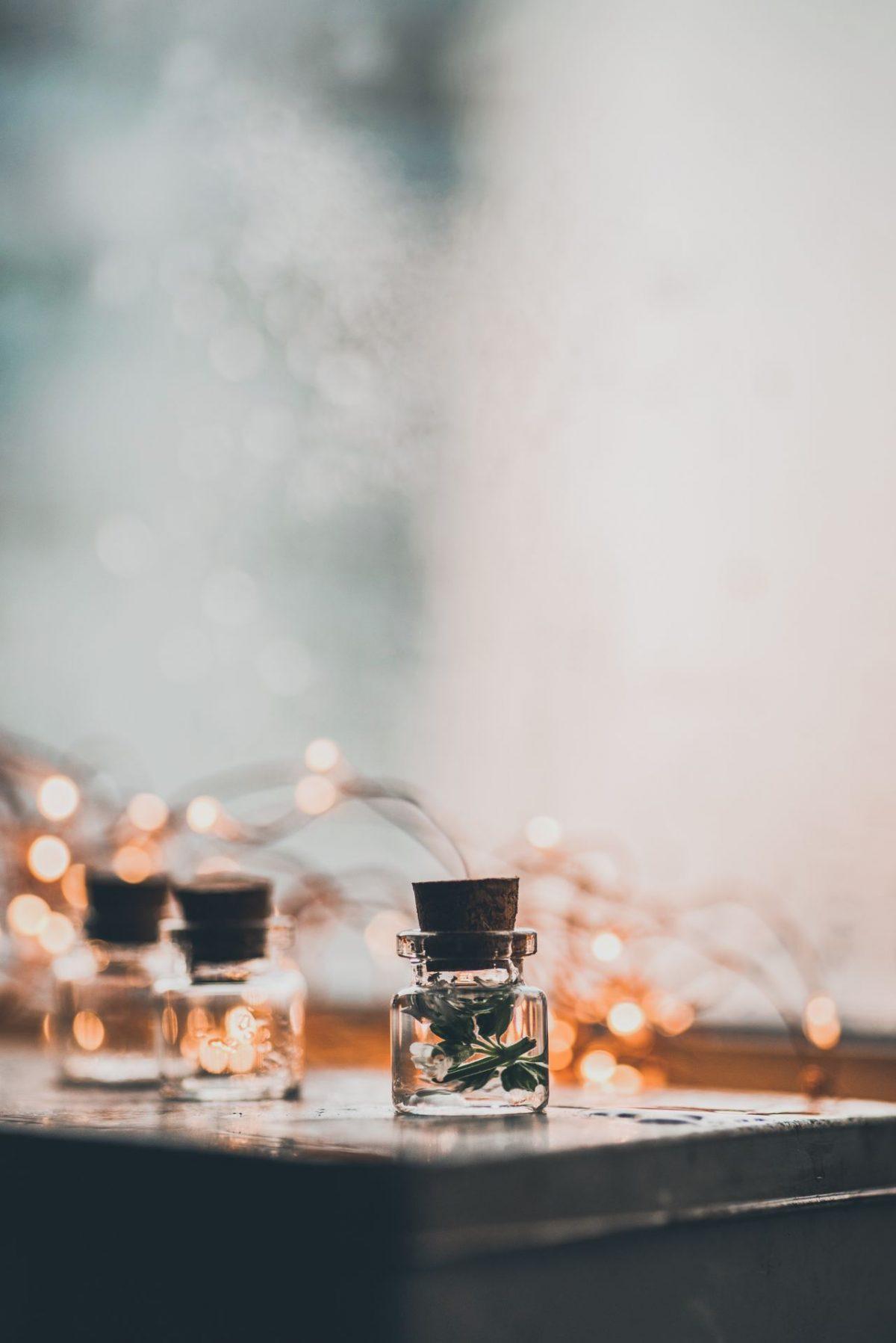Parfymens uppbyggnad