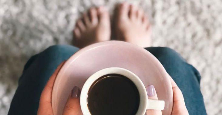 Morgonens första kopp
